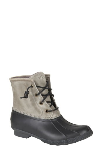 sperry rain boot