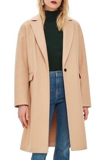 Topshop lilly coat