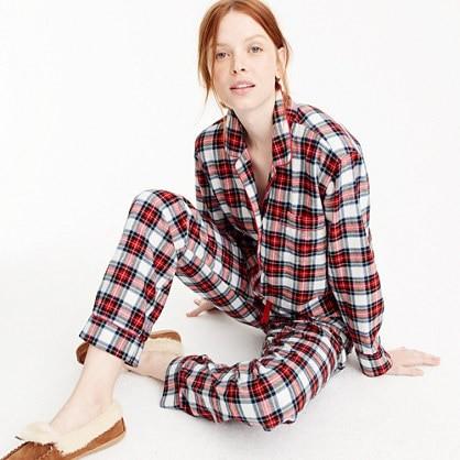 Tartan Plaid Pajamas