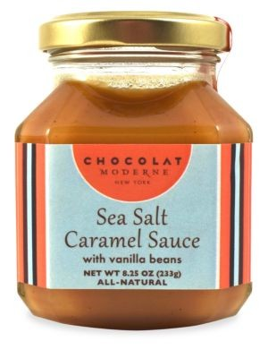 Sea Salt Caramel Sauce