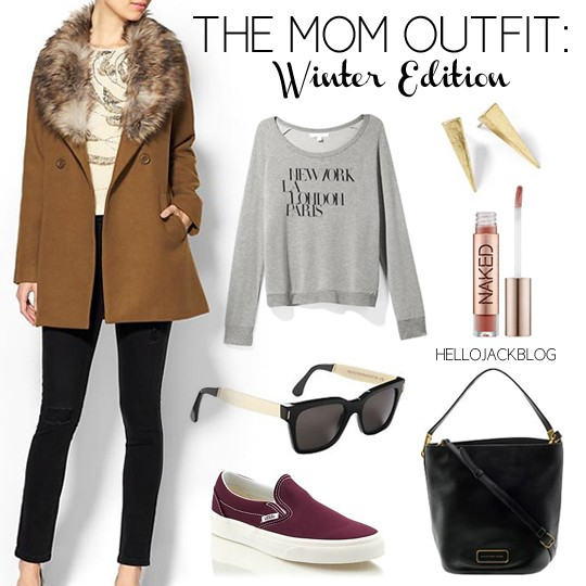 Hello Jack Blog - The Mom Outfit: Winter Edition