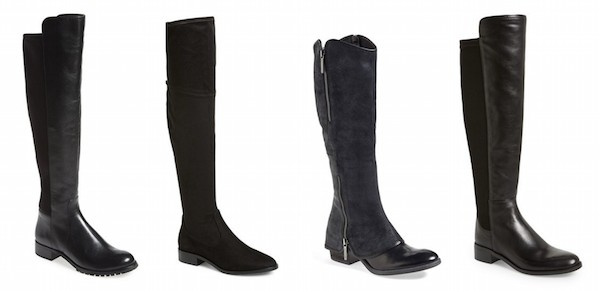40% off best black boot black over the knee boot sale The Supper Model