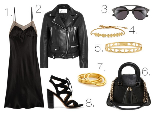 Style Guide: Trends That Withstand The Test Of Time | Leather Jacket | Mel Boteri Style Guide