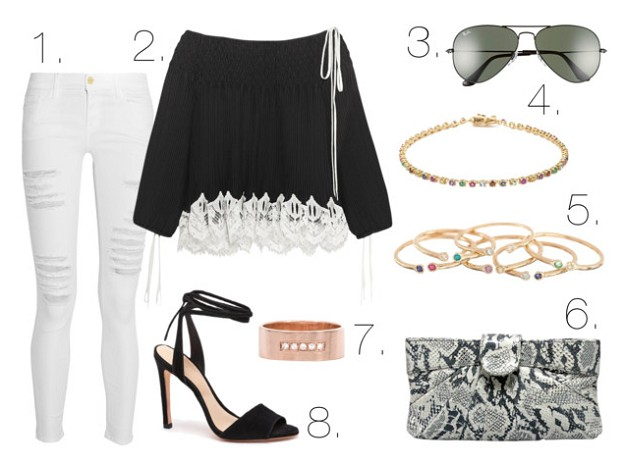 Style Mistakes: Transitioning From Summer to Fall | Overly Tight Clothes | Mel Boteri Style Guide
