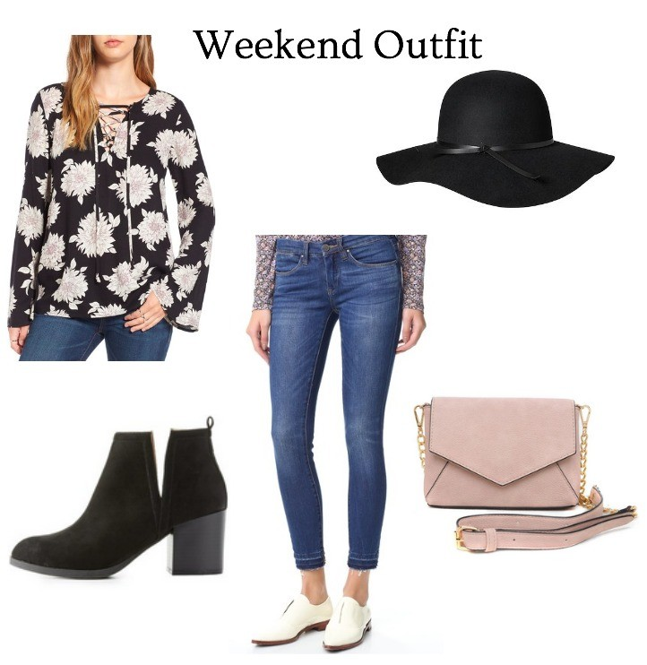 Fall Fashion Trends Outfit IDea