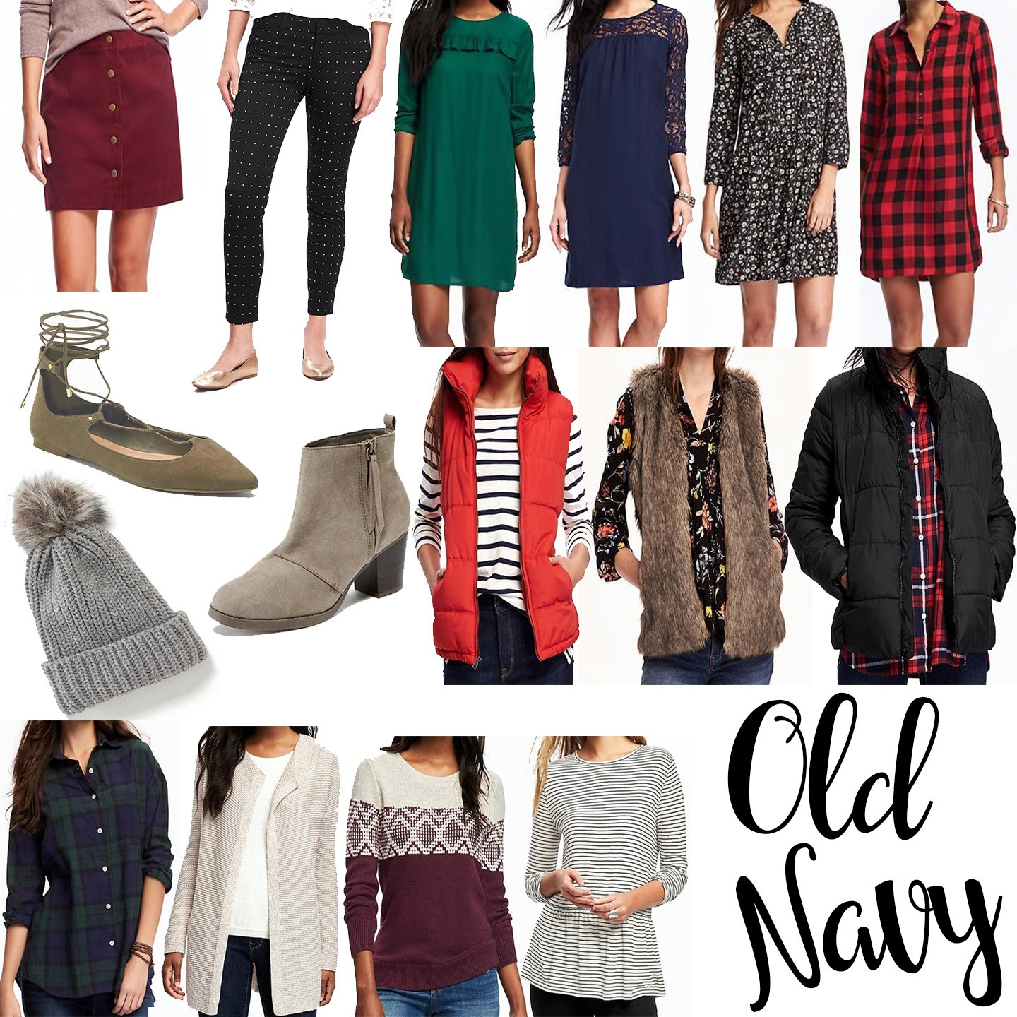 2016 Black Friday Guide by Washington DC fashion blogger Styled Blonde