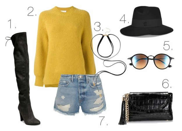 Color Trend: Marigold, The Color That Will Brighten Up Your Outfits | Marigold Color Combinations | Mel Boteri Style Guide