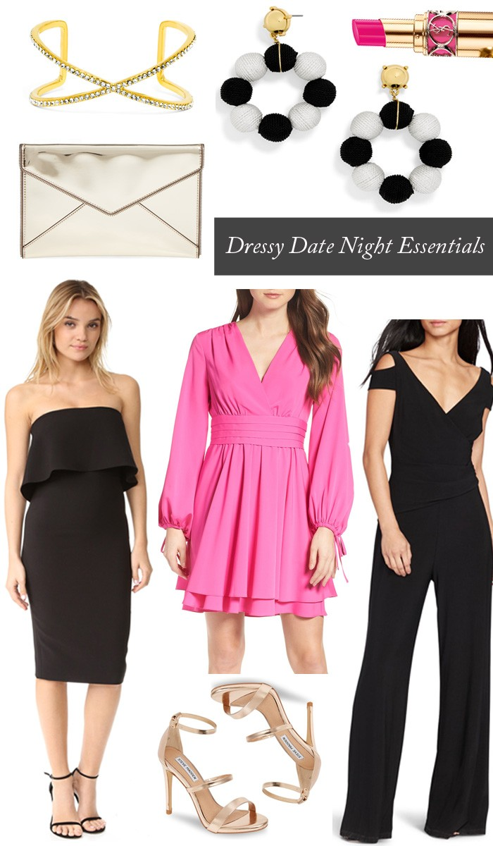 Style Board Series Volume 1 Week 7 | Date Night Outfit Inspo | Style Your Senses