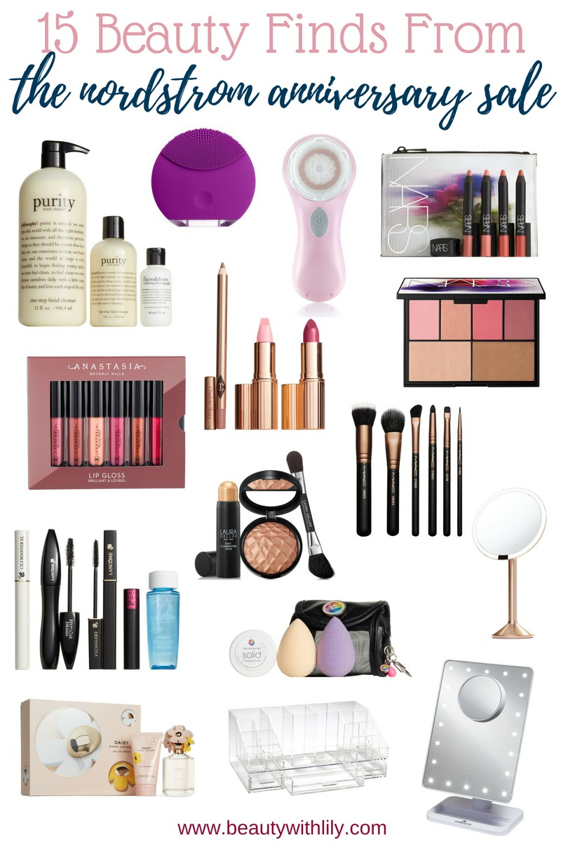 Nordstrom Anniversary Sale Beauty Finds // NSale Beauty Products | Beauty With Lily, A West Texas Beauty, Fashion & Lifestyle Blog