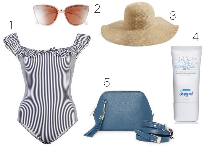 Style Guide: How To Go Sans Makeup This Summer