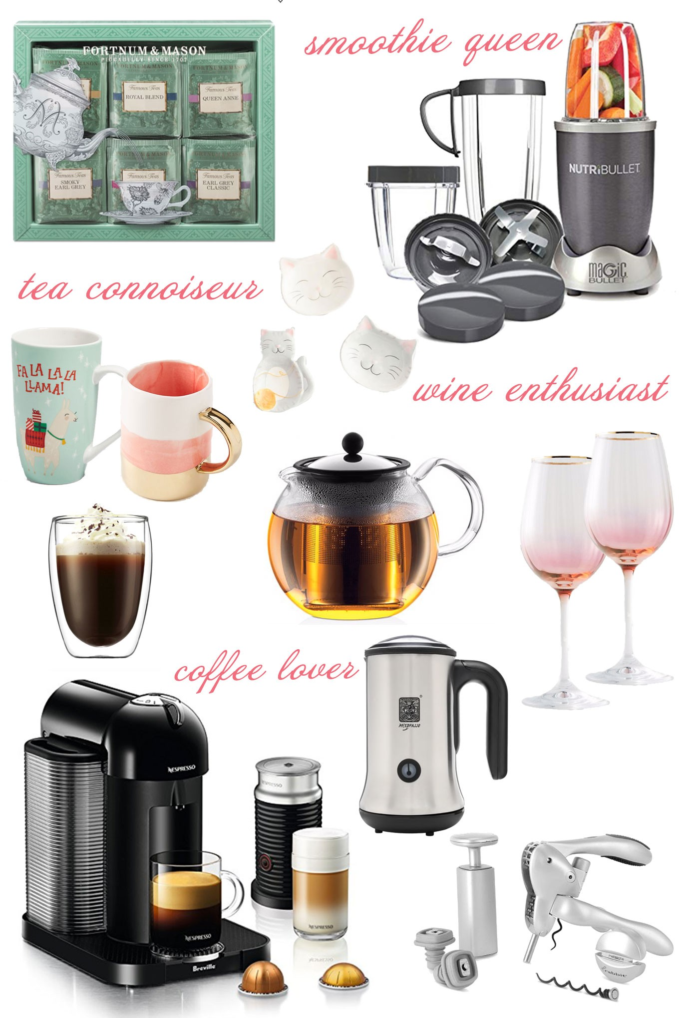 Top 12 Drinking Gifts For the Beverage Lover featured by top Chicago lifestyle blog, Glass of Glam