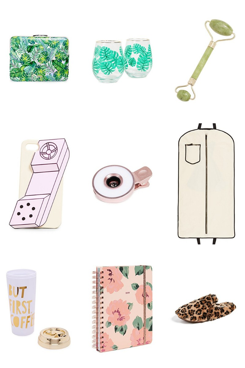 Shopbop | Gifts for Bloggers featured by top Nashville blogger Greta Hollar