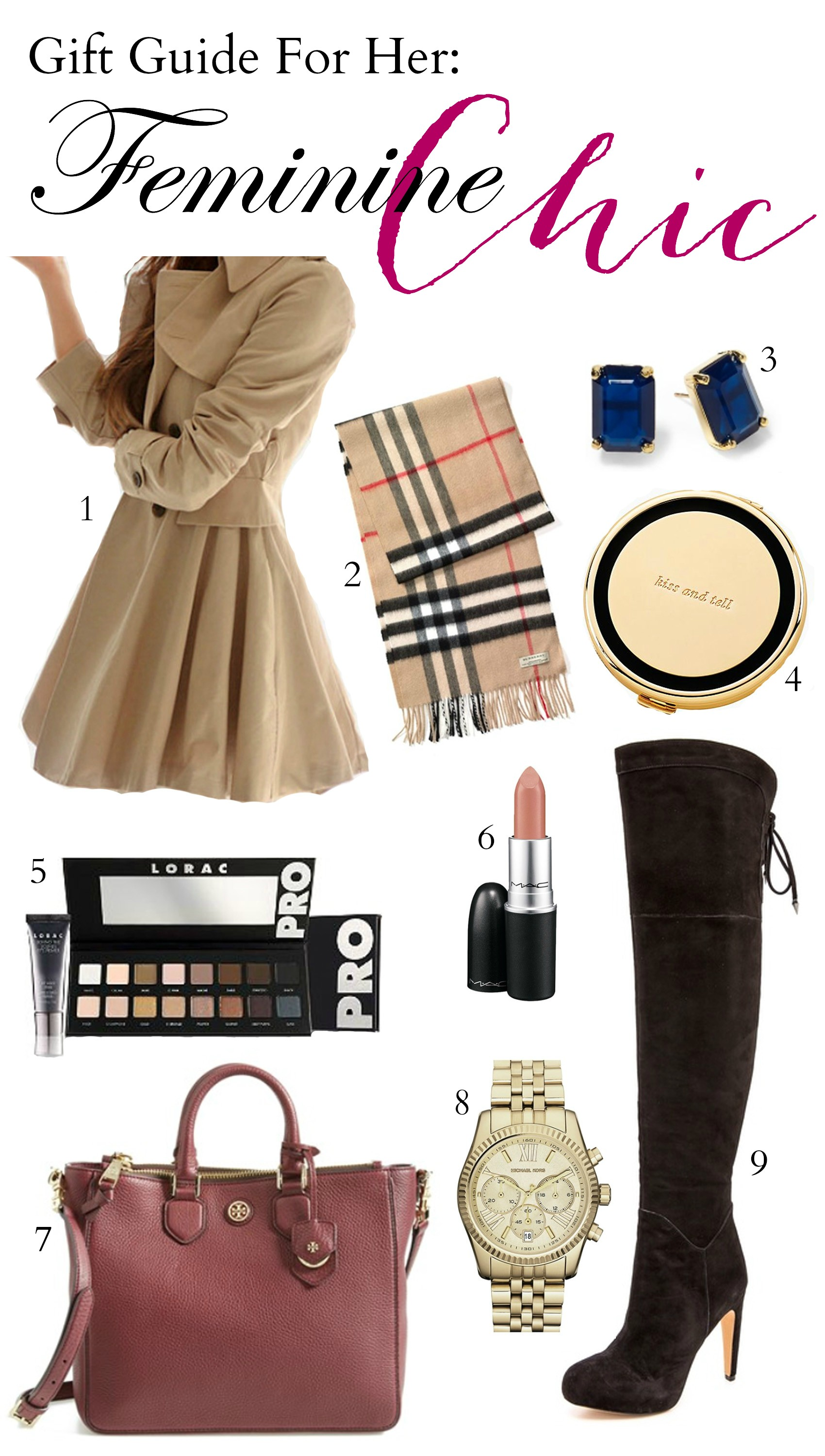 Fashion blogger Mash Elle shares the best Christmas gifts for all the women on your list!