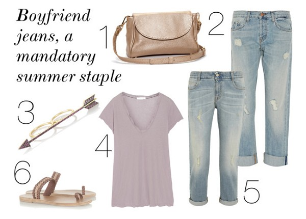 Vacation Essentials: Add These 7 Items To Your Packing List | The Boyfriend Jean Or Shorts | Mel Boteri Travel Guide