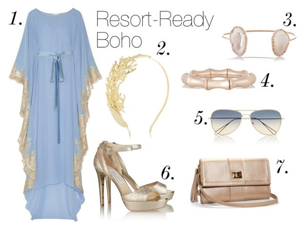 Style guide: Top 5 Boho Looks We Love – Resort-Ready Boho – Mel Boteri