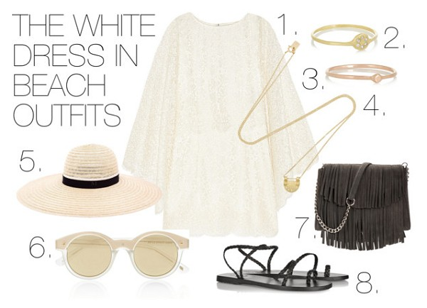 Beach Chic: What To Wear After The Waves, Sand And Sun | Mel Boteri Style Guide