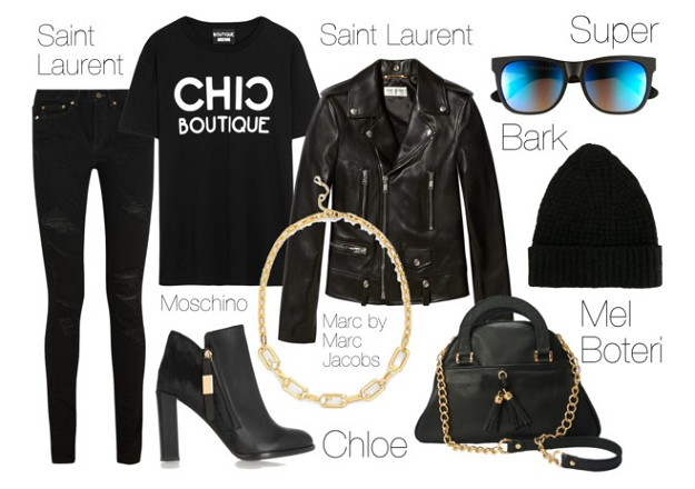 Fall Fashion: Outerwear Edition | Leather Jacket | Mel Boteri Style Guide
