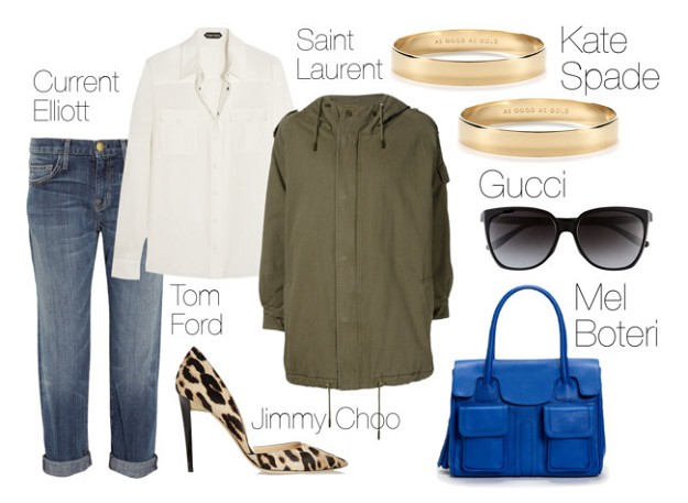 Fall Fashion: Outerwear Edition | The Parka | Mel Boteri Style Guide