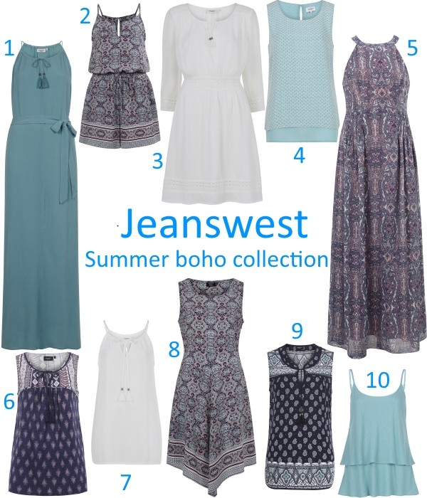 Away From Blue | Jeanswest Boho Summer Collection 2015 top picks
