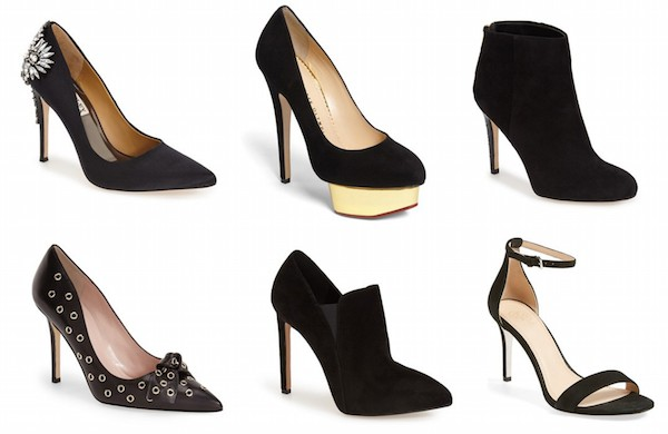 40% off best black pump black bootie sale The Supper Model