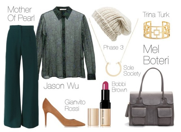 New Year Style: How To Buy Less And Choose Well | Mel Boteri Style Guide | As Inspired By Upperlyne