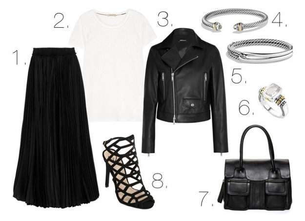 Trend Report: Wardrobe Revival for 2016 | Pleated Skirt | Mel Boteri Style Guide