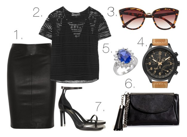 Style Tips & Tricks: How to Wear a Black Skirt | Black Pencil Skirt | Mel Boteri Style Guide