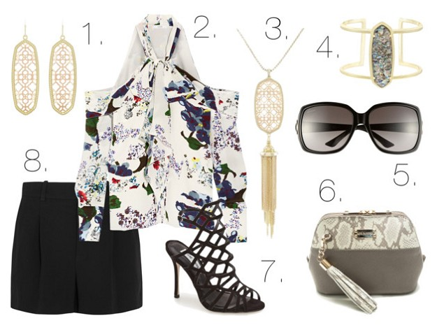 Style Don'ts: What Not To Wear On a First Date | Print Clash Mania | Mel Boteri Style Guide