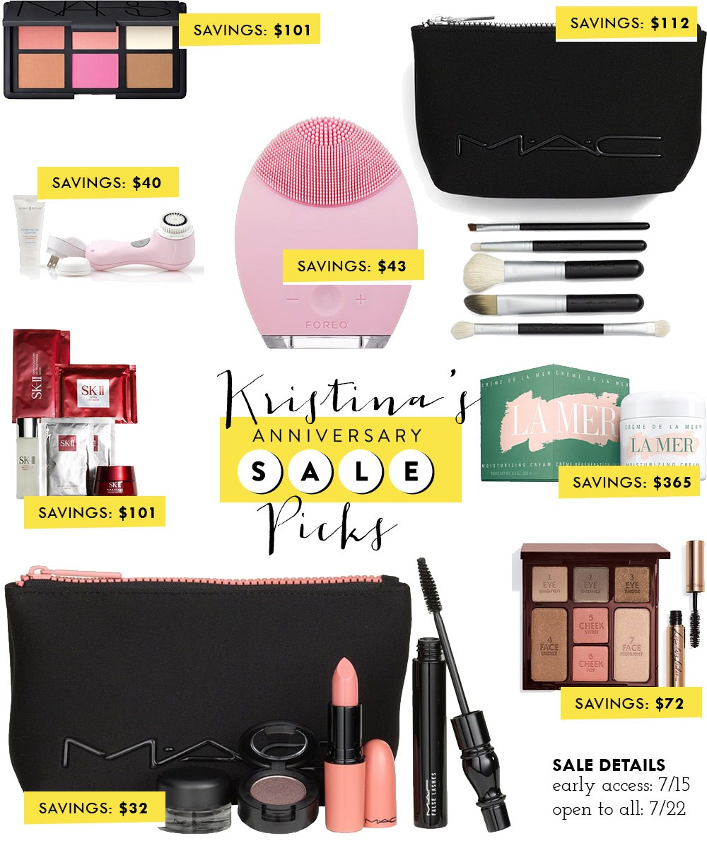 My Top 3 Nordstrom Anniversary Sale Tips – Beauty