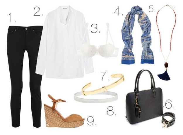 Office Style: How To Incorporate Denim Into Your Office Outfits | Comfortable Jeans | Mel Boteri Style Guide