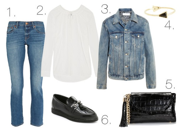 Style Guide: Trends That Withstand The Test Of Time | Denim Jacket | Mel Boteri Style Guide