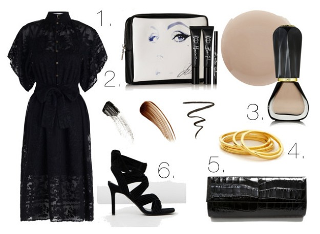 Dress Code: What to Wear to a Cocktail Party | Lace Dress | Mel Boteri Style Guide