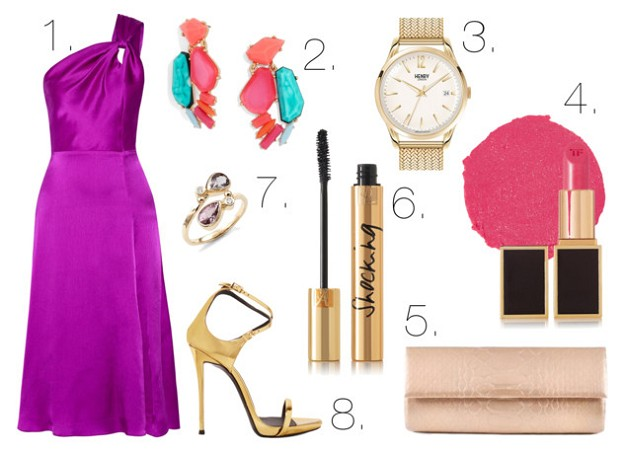 Dress Code: What to Wear to a Cocktail Party | Midi Dress | Mel Boteri Style Guide