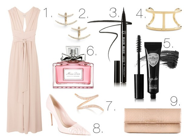 Dress Code: What to Wear to a Cocktail Party | Pastel Dress | Mel Boteri Style Guide
