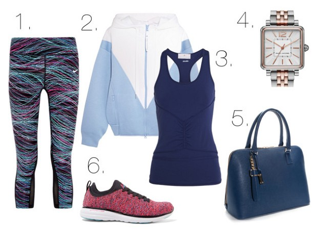 Style Guide: Stay Stylish At The Gym | Adapt Your Footwear | Mel Boteri Style Guide