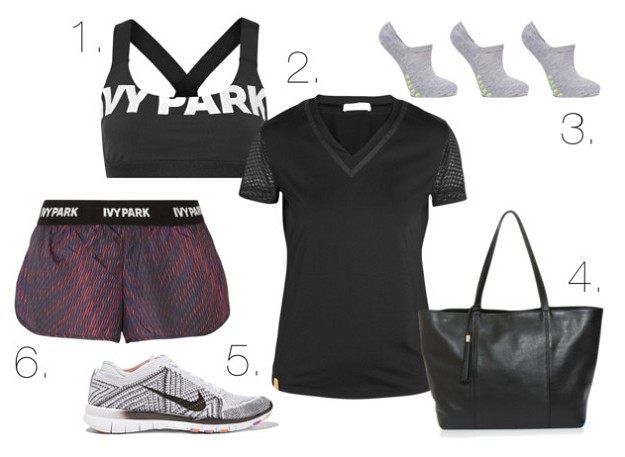 Style Guide: Stay Stylish At The Gym | Stylish Bottoms | Mel Boteri Style Guide