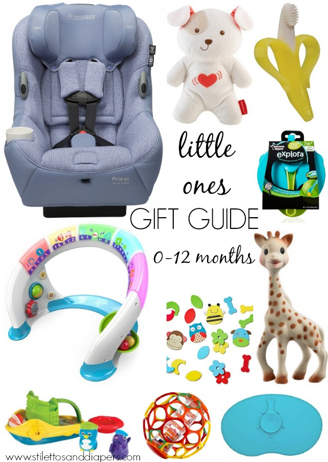 10 Useful Infant Christmas Gifts, Gift Guide 0-12 months