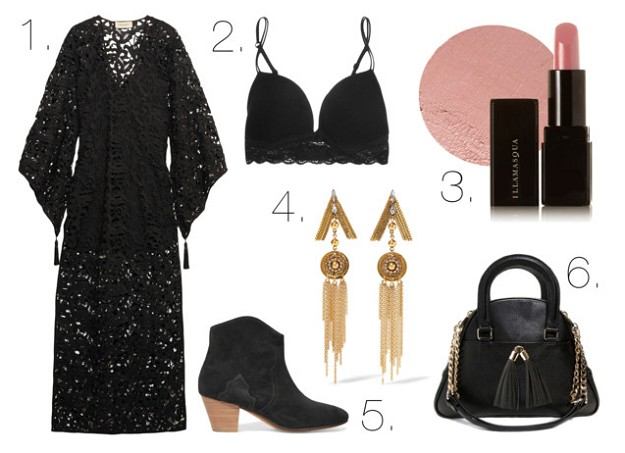 Style Guide: Holiday Dresses | Lace Dress | Mel Boteri Style Guide