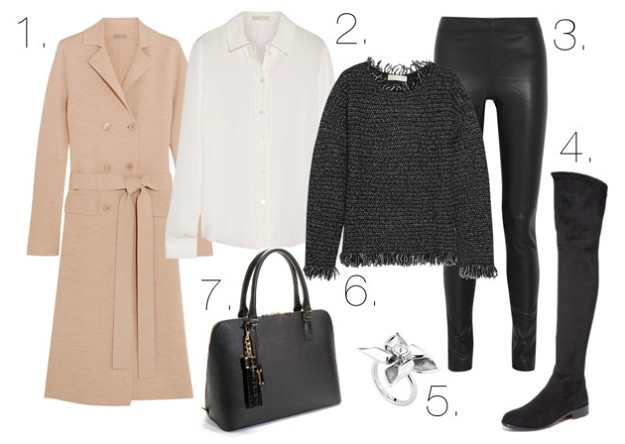 Style Guide: How To Stay Warm (And Chic!) | Perfect Layering | Mel Boteri Style Guide