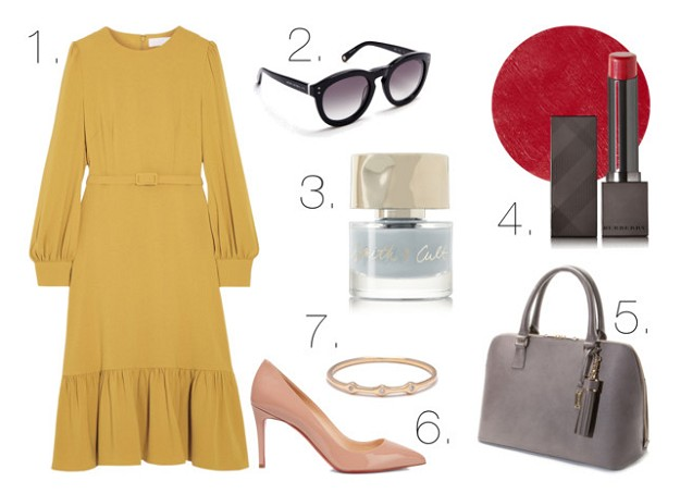 Color Trend: Marigold, The Color That Will Brighten Up Your Outfits | Different Shades of Marigold | Mel Boteri Style Guide