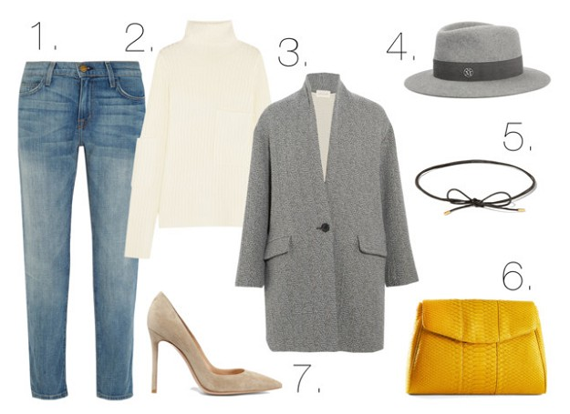 Color Trend: Marigold, The Color That Will Brighten Up Your Outfits | Marigold Accessories | Mel Boteri Style Guide