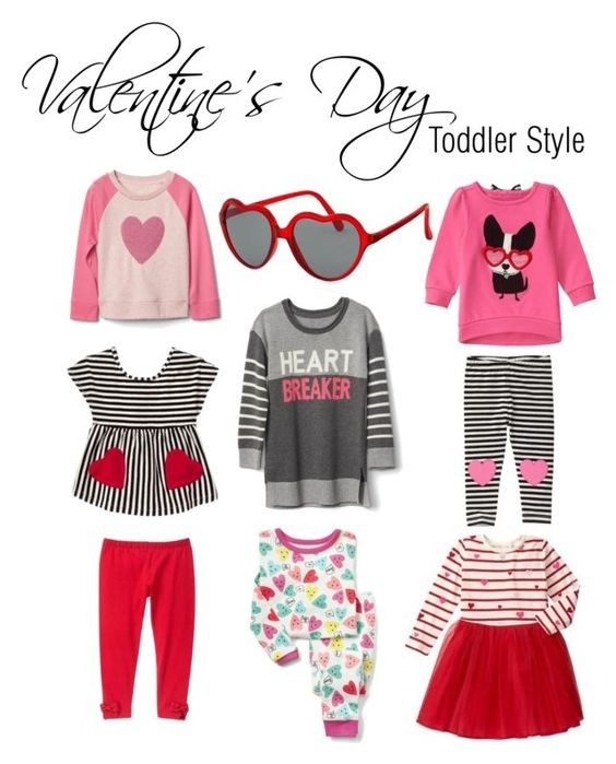 VALENTINE'S DAY TODDLER STYLE