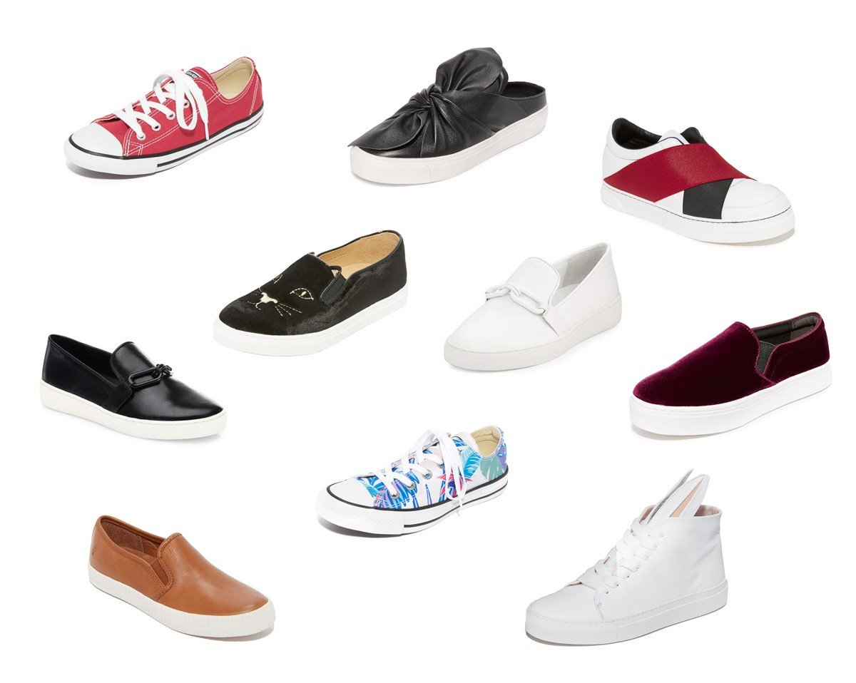 Stylish Sneakers that balance comfort and style - perfect for travel!