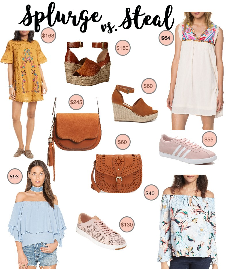 c47493a7d4b 5 Spring Essentials | Splurge vs. Steal | Cobalt Chronicles