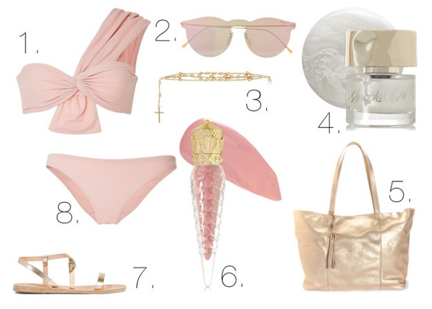 Style Guide: Swim Your Way Into Summer | Flirty Bikini | Mel Boteri Style Guide