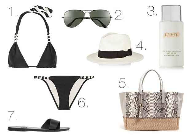 Style Guide: Swim Your Way Into Summer | Sporty Bikini | Mel Boteri Style Guide