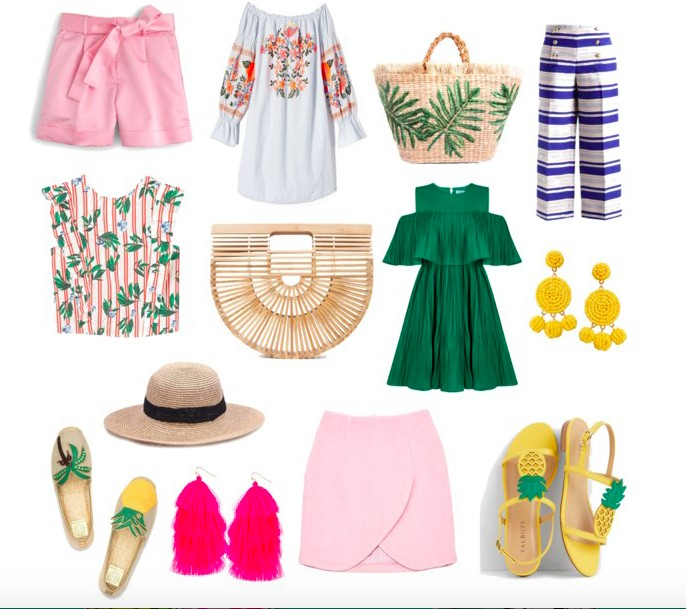 Affordable pieces you need in your clset this summer!