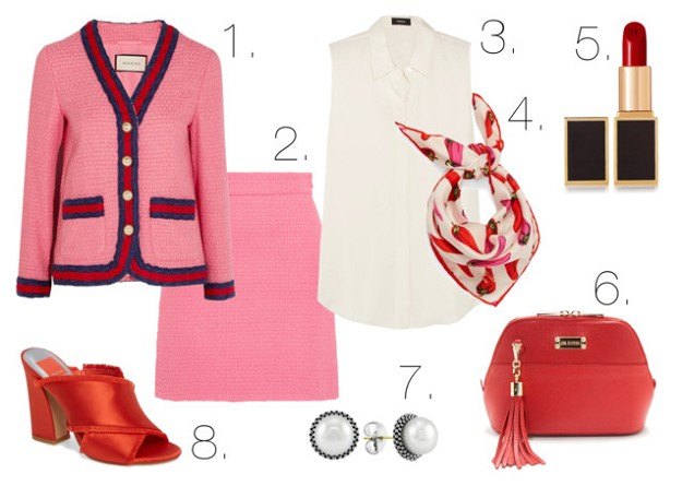 Get The Look | Fashion And Frills | Mel Boteri Style Guide