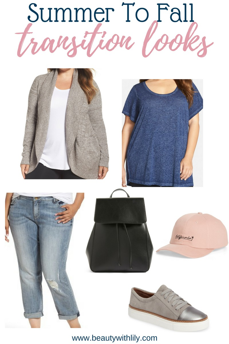 Plus Size Casual Look // Nordstrom Anniversary Sale Lookbook // Nordstrom Anniversary Sale Must Haves // Summer To Fall Transition Looks // Plus Size Fashion | Beauty With Lily, A West Texas Beauty, Fashion & Lifestyle Blog