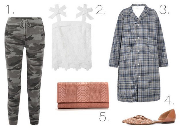 Style Guide: 4 Trends To Try For A Taste Of Fall | Camo Print